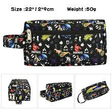 Fortnite game pen bag pencil bag