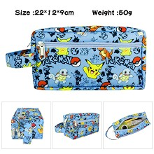 Pokemon anime pen bag pencil bag
