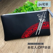 Sword Art Online anime pen bag pencil bag