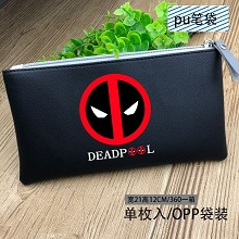 Deadpool pen bag pencil bag
