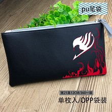 Fairy Tail anime pen bag pencil bag