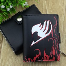 Fairy Tail anime wallet