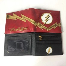 DC The Flash wallet