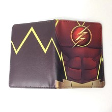 The Flash Passport Cover Card Case Credit Card Hol...
