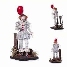 IRON It joker Pennywise anime figure