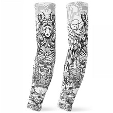Cycling Sports Tattoo Sleeves Oversleeves a pair