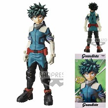 My Hero Academia Midoriya Izuku anime figure 250MM
