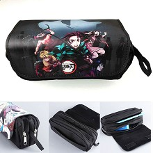 Demon Slayer anime pen bag pencil bag