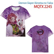 Demon Slayer anime t-shirt