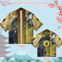 The Legend of LuoXiaohei anime haori kimono cloth