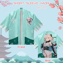Fate grand order anime haori kimono cloth