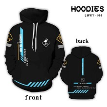 Arknights game hoodie cloth