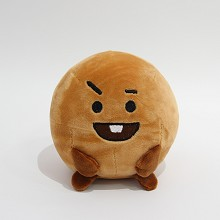 12inches BTS21 SHOOKY star plush doll