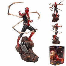 The Avengers Iron Spider Man movie figure