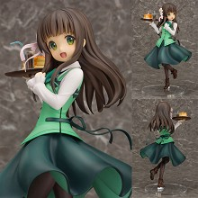 Is the Order a Rabbit Ujimatsu Chiya figure