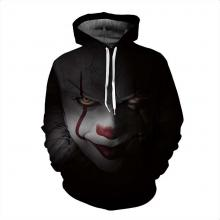 The Joker 3D printing hoodie sweater cloth
