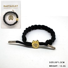 Black Panther anime bracelet