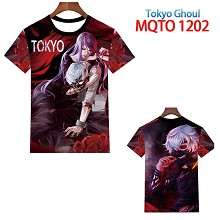 Tokyo ghoul anime t-shirt