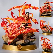 One Piece GK ACE figure