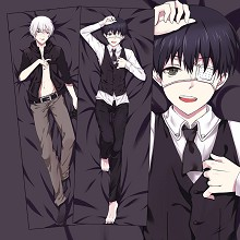 Tokyo ghoul anime two-sided long pillow